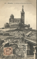 Marseille La Basilique De Notre Dame De La Garde - Notre-Dame De La Garde, Ascenseur