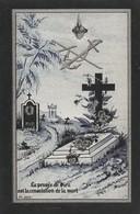Burgemeester Florimond Henquin-ragnies 1892 - Devotion Images
