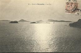 Rade De Marseille Les Iles - Château D'If, Frioul, Iles ...