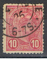 LUXEMBOURG 1 // YVERT 73 // 1895 - 1895 Adolphe Right-hand Side