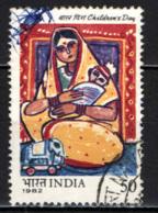 INDIA - 1982 - Children's Days - USATO - India