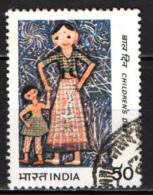 INDIA - 1983 - Children's Days - USATO - India