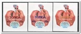 Tonga 1979, Postfris MNH, 100th Anniversary Of The Death Of Rowland Hill - Tonga (1970-...)