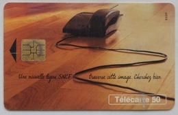 Télécarte FRANCE  (utilisée) - Frankrijk