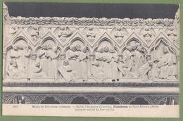 CPA - MUSÉE DE LA SCULPTURE COMPARÉE - TOMBEAU DE SAINT ÉTIENNE - ÉGLISE D'AUBAZINE - N°623 - Sculture