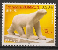 France - 2005 - N°Yv. 3806 - Ours / Pompon - Neuf Luxe ** / MNH / Postfrisch - Bears