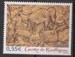 France - 2006 - N°Yv. 3905 - Grotte De Rouffignac - Neuf Luxe ** / MNH / Postfrisch - Ungebraucht