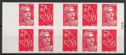 France - 2006 - N°Yv. C1514 - Marianne De Gandon - Carnet - Neuf Luxe ** / MNH / Postfrisch - Unused Stamps