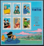 France - 2007 - Bloc Feuillet BF N°Yv. 109 - Tintin - Neuf Luxe ** / MNH / Postfrisch - Blocs & Feuillets