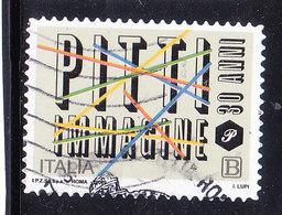 2019  PITTI IMMAGINE  USATO - 6. 1946-.. Repubblica