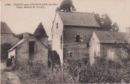 CP1 - 49 - DISSAY-SOUS-COURCILLON - VIEUX MOULIN DE VERNEY - Autres Communes