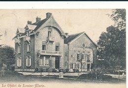 RONSE MAARKEDAL  LOUISE MARIE   CHALET  1911 - Maarkedal