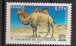 France - 2011 - Service N°Yv. 151 - Faune / Chameau - Neuf Luxe ** / MNH / Postfrisch - Briefmarken