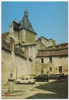 24-BE-100 BERGERAC - Edts Apa Poux - Place Pélissière. Fontaine. Voitures En Stationnement. - Bergerac