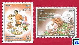Algeria Stamps 2017, Fight Against Food Waste, MNH - Algeria (1962-...)