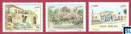Algeria Stamps 2017, Algerian Spa Resorts, MNH - Algeria (1962-...)