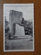 Moerbeke Waas, Standbeeld Der Gesneuvelde Soldaten 14/18 -> Beschreven - Moerbeke-Waas