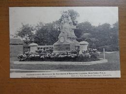Moerbeke Waas, Gedenkteken Mevr De Kerckhove D'Exaerde Lippens -> Onbeschreven - Moerbeke-Waas