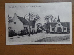 Moerbeke Waas, Terwest, Kapel Van Den H Anthonis -> Beschreven - Moerbeke-Waas