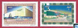 Algeria Stamps 2017, Architecture, MNH - Algeria (1962-...)