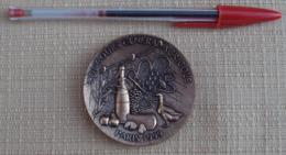 014, Médaille Salon International De L'Agriculture De Paris 1999, Monnaie De Paris, état TB, Frais De Port Aux Tarifs De - Otros