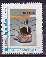 """MonTimbraMoi Personnalisé """"STILL"""", Lettre 20gr, Oblitéré - MTAM - France"""