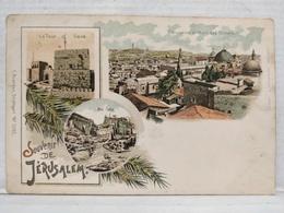 Souvenir De Jerusalem - Palestine