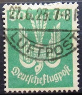 ALLEMAGNE Empire                  P.A  7                  OBLITERE - Airmail