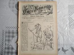 DER GUTE KAMERAD N°14  9. JAHRGANG 1896 - Revues & Journaux