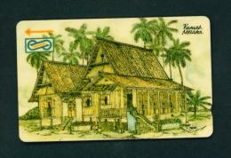 MALAYSIA - Magnetic Phonecard As Scan - Malaysia