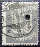 ALLEMAGNE Empire                  P.A 26   Percé                   OBLITERE - Airmail