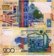 KAZAKHSTAN        200 Tenge       P-28      2006     UNC - Kazakhstan