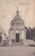 WILNA. GEORGSPLATZ MIT KAPELLE. POROS PEKT STO JERSKI. LITHUANIA CIRCA 1920s - BLEUP - Lithuania