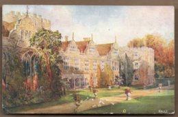 Sevenoaks Knole House Posted 1906 - Andere