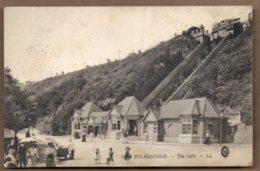 Folkestone The Lifts Posted 1919 - Folkestone