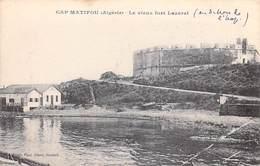 Afrique Algérie (Bordj El Bahri  Wilaya D'Alger) CAP MATIFOU Le Vieux Fort  Lazaret (Editions Photo Albert)*PRIX FIXE - Alger
