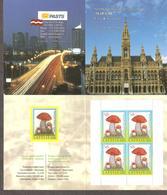 Latvia: Mint Booklet, 2008, Mushrooms, Mi#740D, MNH. - Latvia