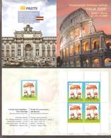 Latvia: Mint Booklet, 2009, Mushrooms, Mi#768D, MNH. - Latvia