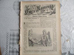 DER GUTE KAMERAD N°18  9. JAHRGANG 1896 - Autres