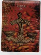 """3-D Postcard, """"LIBRA"""" Zodiac Series, 6 1/4"""" X 4 1/2"""" Canada - Cartes Postales"""