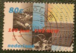 100 Jaar VNO-NCW NVPH 1838 (Mi 1736); 1999 Gestempeld / USED NEDERLAND / NIEDERLANDE - 1980-... (Beatrix)
