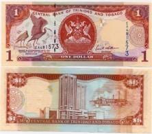 TRINIDAD & TOBAGO     1 Dollar      P-46       2006      UNC - Trindad & Tobago