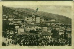 ALBANIA - PREFECTURA E GJINOKASTRES / GJIROKASTRES /  Gjirokastër - EDIT FAIK  KOKONA 1940s (BG3259) - Albanië