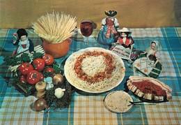Recette Des Spaghettis (2 Scans) - Recipes (cooking)