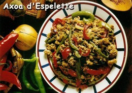 Recette Axoa D'Espelette (2 Scans) - Recipes (cooking)