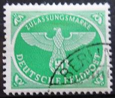 ALLEMAGNE Empire                  F.M 3                      OBLITERE - Allemagne