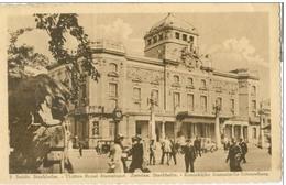 Stockholm; Théâtre Royal Dramatique - Not Circulated. (Chocolat Martougin - Anvers) - Suède