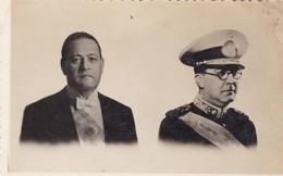 PRESIDENTS ROBERTO MARCELO ORTIZ & AGUSTIN PEDRO JUSTO PHOTO ORIGINAL YEAR 1937 SIZE 13x8.5cm - BLEUP - Berühmtheiten