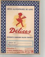 Protege Cahiers Delices - Book Covers