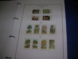 Sud Africa Ciskei  1982 Piccoli Animali   Scott.42/45+See Scan On Scott.Page; - Ciskei